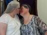 20131130 Cindi Mary Standing Kissing.jpg